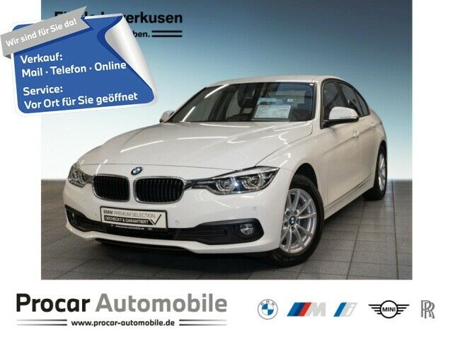 BMW 320 320d Advantage Aut. Navi Business PDC LM
