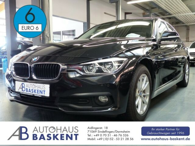 BMW 320 320d Advantage*LED*KEYLESS-GO*HEAD-UP*M LENKRAD*