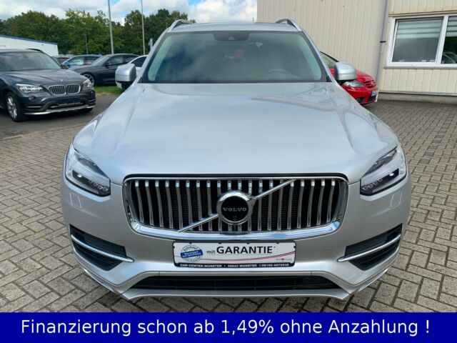 VOLVO XC-90 XC90 T6 AWD Geartronic Inscription 7-Sitzer