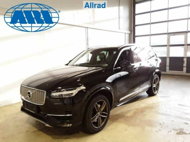 VOLVO XC-90 XC 90 D5 AWD Inscription Pano B&W ACC RFK