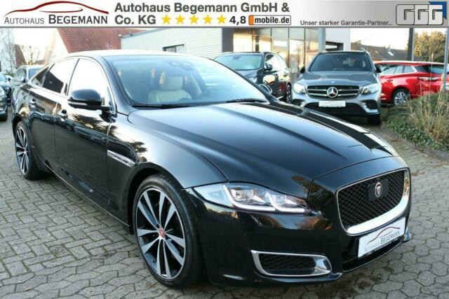 JAGUAR XJ XJ50 3,0 V6 Diesel ACC 360° LED Sonderedition