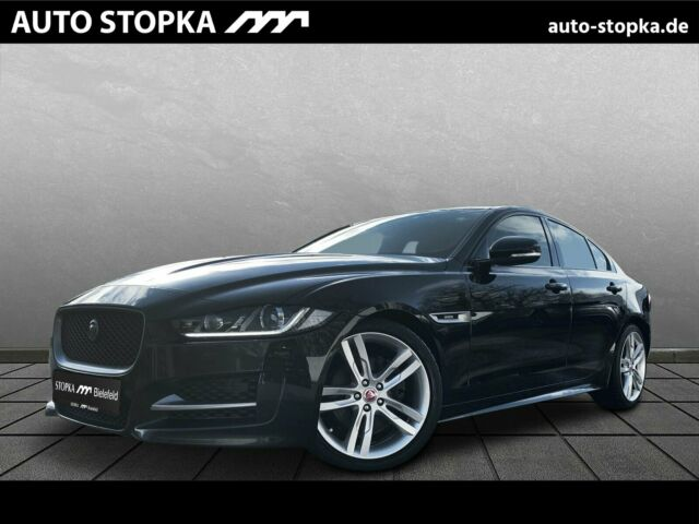 JAGUAR XE XE 20D R-SPORT British Design Edition 19