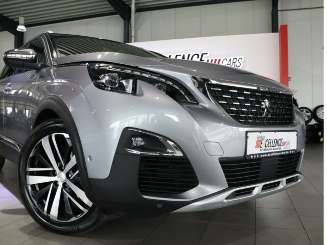 PEUGEOT 5008 5008 GT 180 BLUEHDI 7-SITZE, I-COCKPIT, MASSAGE