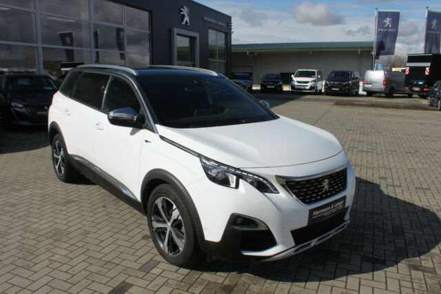 PEUGEOT 5008 5008 GT 180 EAT6 GRIP Focal Easy AHZV