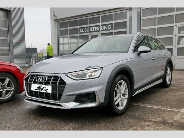 AUDI A4 A4 allroad quattro 40 TDI S tronic Matrix LED MM