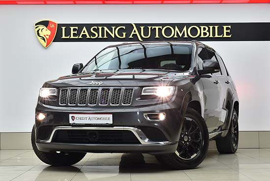 JEEP GRAND CHEROKEE image